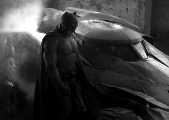 Veja a primeira imagem de Ben Affleck como o Batman + o Batmóvel