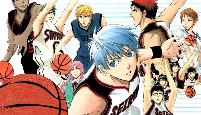 Kuroko no Basket Manga