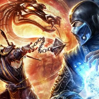 Esse é o primeiro pôster de Mortal Kombat 10