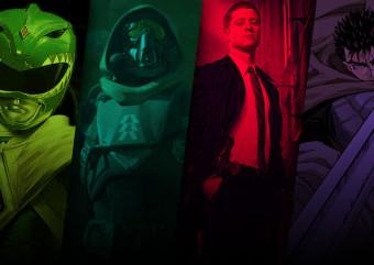 Podcast da Redação #88 – Porra, Nintendo; Heróis na TV e Go, Go, Power Rangers!