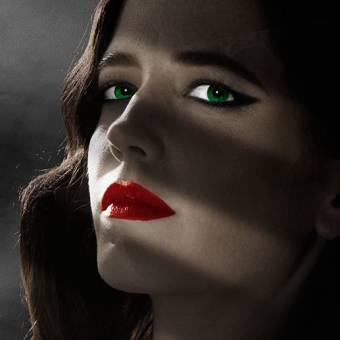 Pôster de Sin City 2: A Dama Fatal é censurado nos EUA