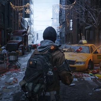 The Division da Ubisoft será lançado em 2015