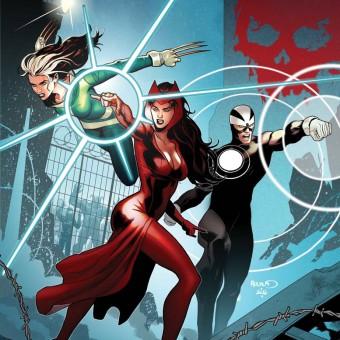 Marvel divulga mais detalhes sobre AXIS