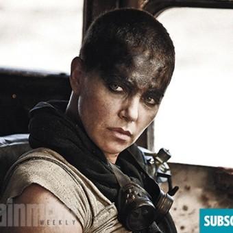 Veja novas imagens do novo Mad Max com Charlize Theron e Tom Hardy