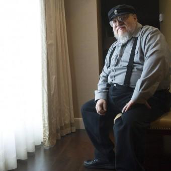 George R.R. Martin quer publicar The Winds of Winter antes da 6ª temporada de Game of Thrones