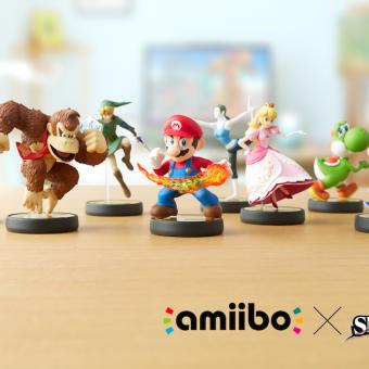 Linha de bonecos interativos da Nintendo se chama Amiibo e é anunciada na E3 2014