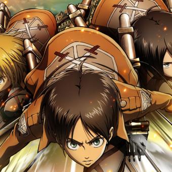 Attack on Titan ultrapassa One Piece em vendas no primeiro semestre de 2014