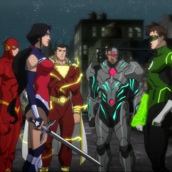 Rumor do Dia: Filmes do Flash, Shazam, Lanterna Verde e Mulher-Maravilha planejados até 2018
