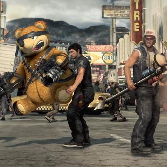 Dead Rising 3 ganhará versão para PC!