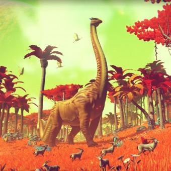 No Man's Sky foi um dos destaques da E3 2014