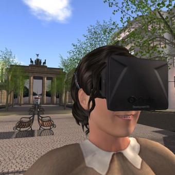 Second Life ganhará nova versão com suporte ao Oculus Rift!