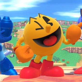 Pac-Man será um dos personagens jogáveis de Super Smash Bros.
