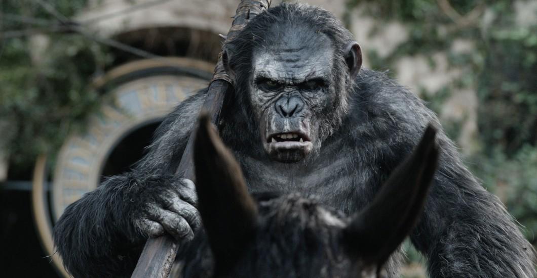 Koba, muito bem interpretado por Toby Kebbell