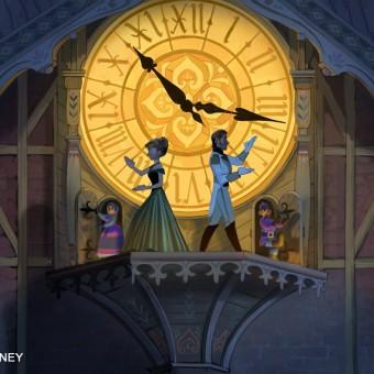 E se Frozen fosse feito com o estilo de animação antigo da Disney?
