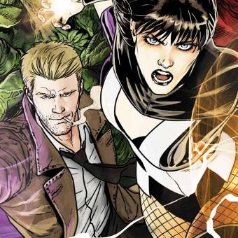 A série de Constantine não irá interferir no filme da Liga da Justiça Sombria