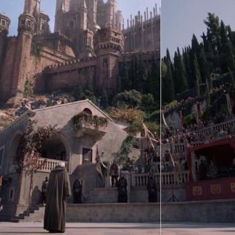 Vídeo mostra os efeitos especiais de Game of Thrones (com spoilers!)