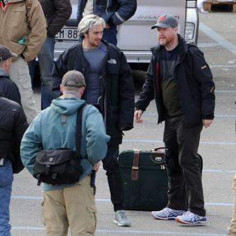 Foto falsa coloca Andrew Garfield nos sets de Os Vingadores 2