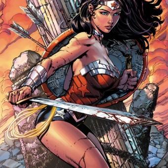 DC confirma nova equipe técnica para a revista da Mulher-Maravilha