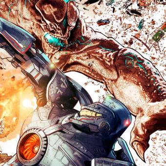 Guillermo del Toro fala sobre a série animada de Círculo de Fogo
