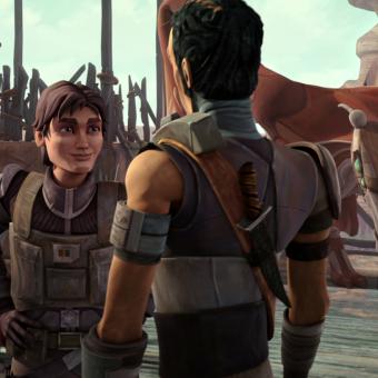 Animação Star Wars: Rebels ganha seu primeiro trailer completo