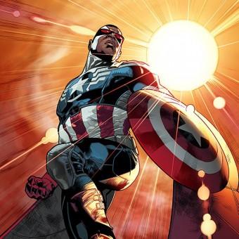 Marvel revela quem será o novo Capitão América