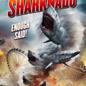 Vem aí o game de Sharknado!