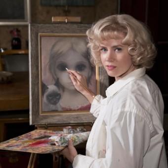 Saem as primeiras imagens de Big Eyes, novo filme de Tim Burton