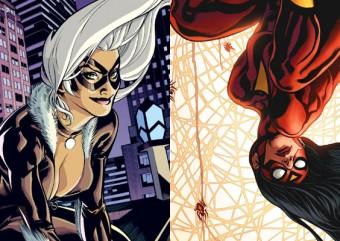 Rumor do Dia: Personagens femininas do núcleo do Homem-Aranha se unirão num filme só?