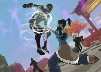 """Jogo de The Legend of Korra terá """"modo probending"""" e será lançado em Outubro"""