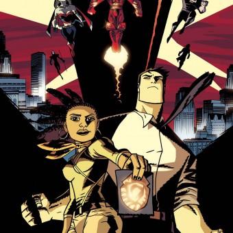 Sharlto Copley será um dos protagonistas da série de Powers