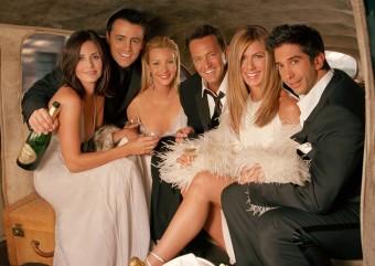 10 razões + 10 episódios = 20 anos de Friends