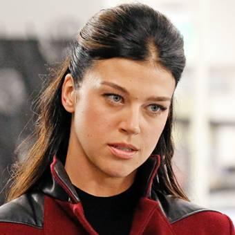 Essa é a primeira imagem de Adrianne Palicki em Agents of SHIELD