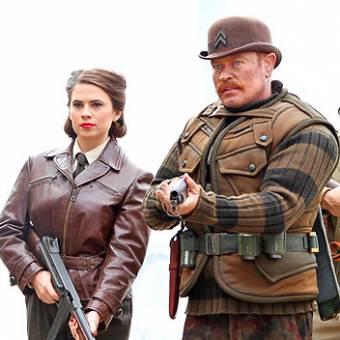 Veja a primeira imagem da Peggy Carter em Agents of SHIELD