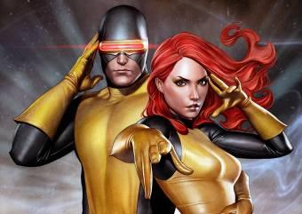 Ciclope e Jean Grey estarão em X-Men: Apocalypse