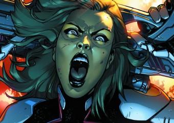Roteirista de Os Guardiões da Galáxia vai escrever HQ mensal da Gamora