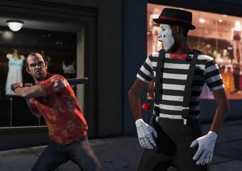 GTA V pra PS4 e Xbox One chega em Novembro e em 2015 para PC