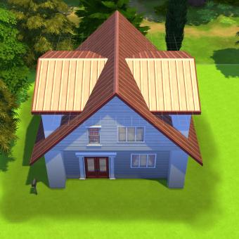 Cidade de Pallet, de Pokémon, é recriada em The Sims 4