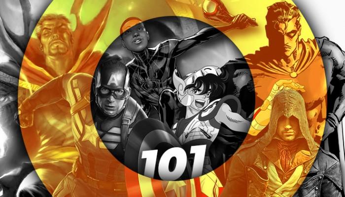 Podcast da Redação #101 – Cavaleiros nos cinemas, Dr. Estranho e Piadas Não!