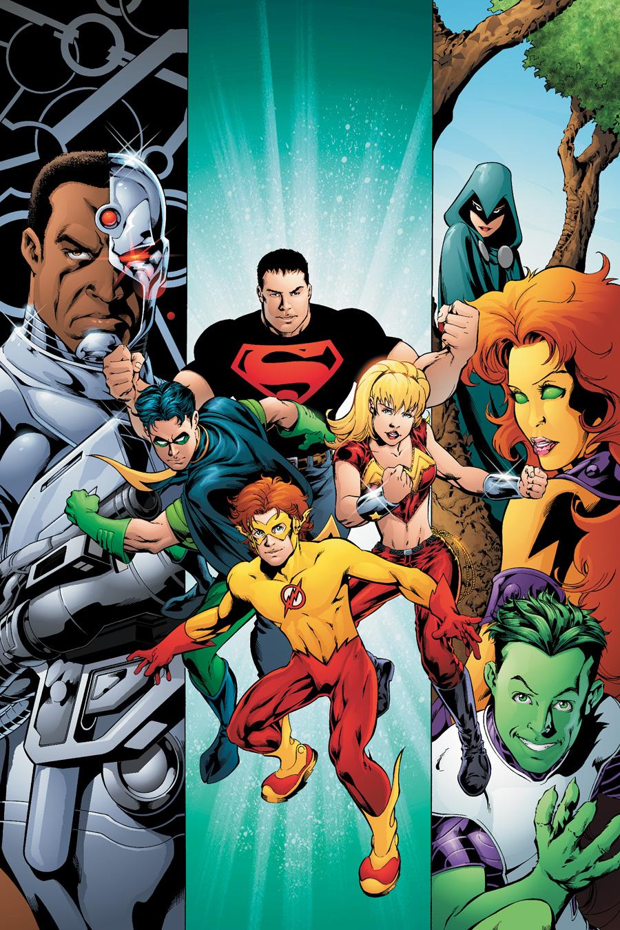Various Modern Heroes