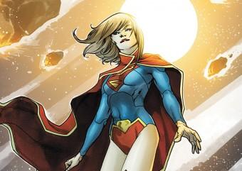 Série da Supergirl mostrará a heroína já com todos seus poderes