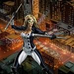 Veja a primeira imagem de Adrianne Palicki com o uniforne da Harpia em Agents of SHIELD