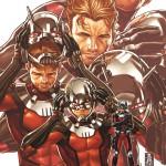 Marvel anuncia HQ do Homem-Formiga, Gavião Arqueiro e outros!