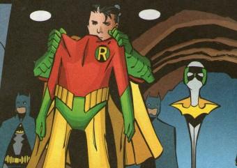 DC anuncia a identidade do novo (e super-poderoso) Robin