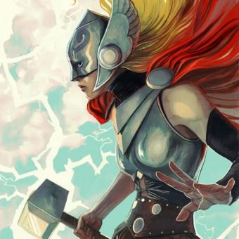 Marvel anuncia mês comemorativo das mulheres em 2015