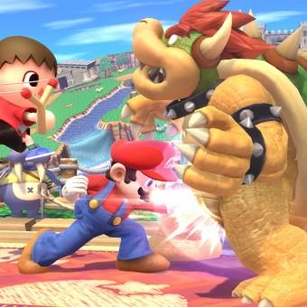 Nintendo marca o lançamento de Super Smash Bros. para o Wii U