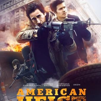 Assista ao trailer de American Heist, com Adrien Brody