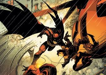 DC Comics entra em batalha jurídica com time de futebol por causa do símbolo do Batman