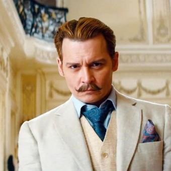 Mortdecai, protagonizado por Johnny Depp, ganha trailer