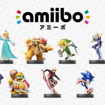 Nintendo anuncia nova fornada de Amiibos