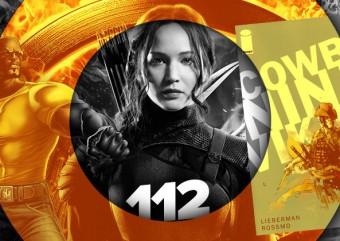 Podcast da Redação #112 – Jogos Vorazes, esquisitice nos games e cowboys, ninjas e vikings